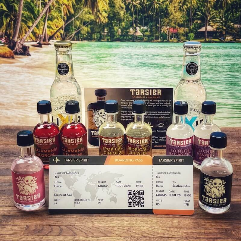 Gin & Cocktail Tasting Experience