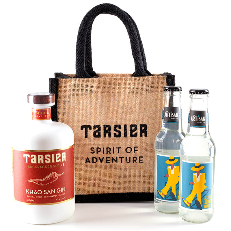70cl Gin & Tonic Gift Sets
